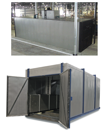 Racine Industrial Spray Booth