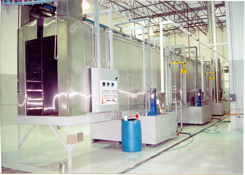 Racine Powder Coating Equipment